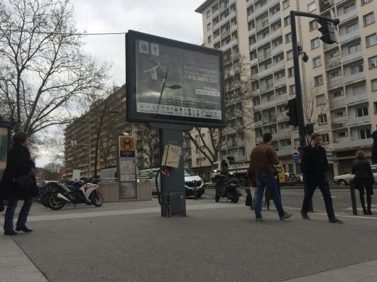 Tournament advertisement.