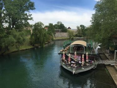 Vrbas River.