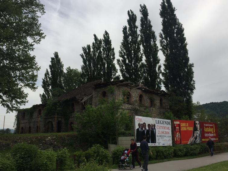 Kastel Fortress again.