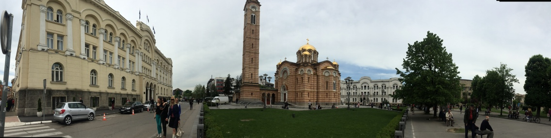 Cathedral of Christ the Saviour.