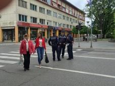 Bosnian police.