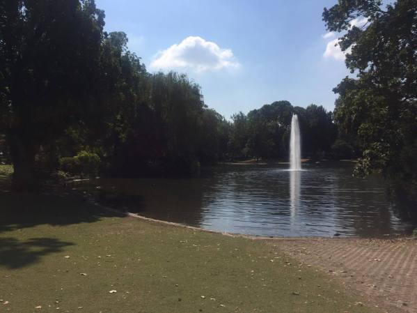 A Wiesbaden Park