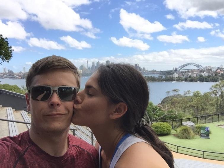 Jill and John Take On Australia